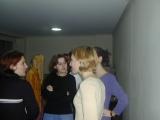 Orallie, (Flea), Sonya, (Rob), (Amanda), (Sima)