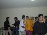 Silvia, Caitlin, (Andrew), Rob, (Flea), (Amanda), (Sima), Anand, (Conrad)