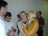 Andrew, Rob, (Sima), Amanda, (Flea), (Conrad)