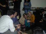 (Raz), (Rob), (Sima), (Brad), Amanda, (Carol), Flea, (Orallie)