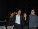 Anand, Mark, Caz, Anton