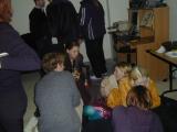 (Orallie), (Nudge), (Donny), (Brad), Rachael, (Jimbo), Amanda, Flea, (Caitlin)
